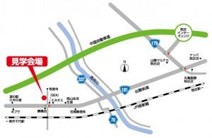津山市宮尾地図(1)