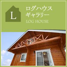施工事例:ログハウス